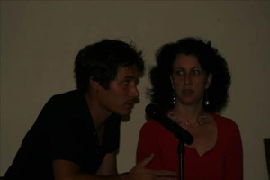 10. November 2005 Goethe-Institut in Santiago de Chile (2 photos)
