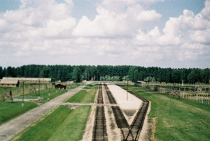 Auschwitz Birkenau Rampe
