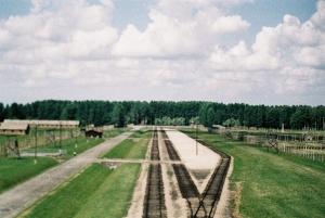 Ramp of Auschwitz Birkenau, Rampe von Auschwitz Birkenau