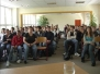 """23. April 2007 Oberschule """"Johannes R. Becher"""" in Erkner (2 photos)"""