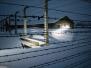 Auschwitz 2005 bei Nacht (1 photo)