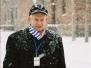 Werner Bab am 27.1.2005 in Auschwitz 2 (1 photo)